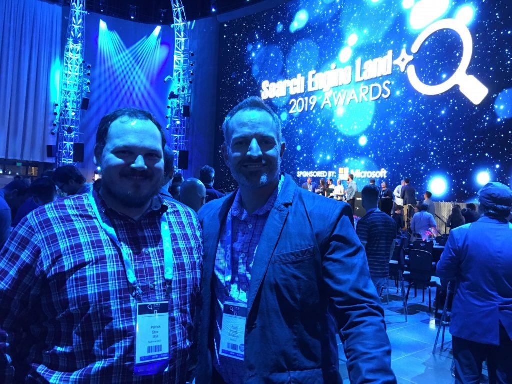 Adam Koontz and Patrick Stox.