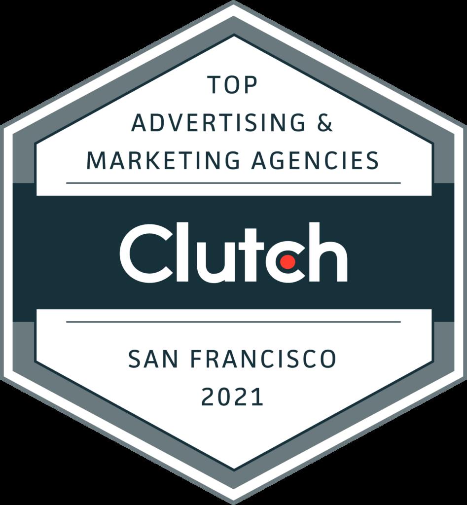 Clutch Top Agency Badge