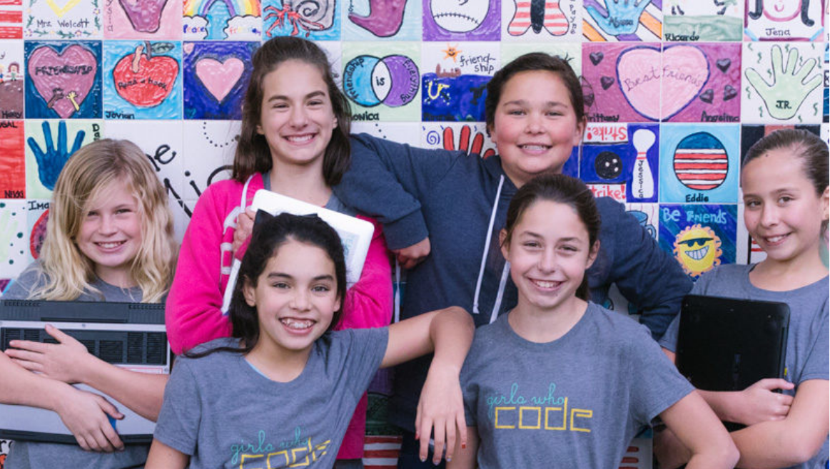 Paying it Forward to Girls Who Code