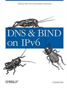 DNS & Bind on IPv6 book cover