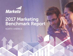 Marketo 2017 Marketing Benchmark Report