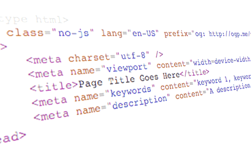 Meta Keywords Tag for SEO